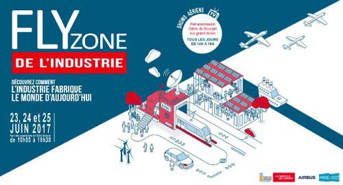 Fly Zone de l'industrie 2017