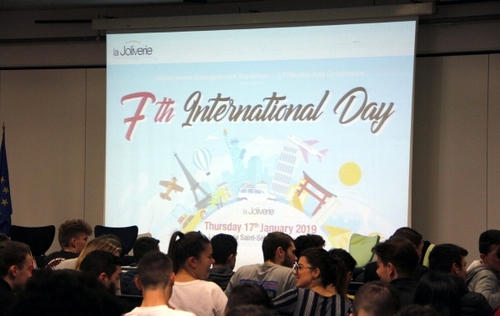 retour International Day