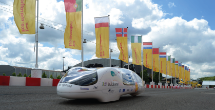 Shell Eco-marathon 2016