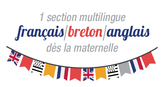 Ecole visuel section multilingue
